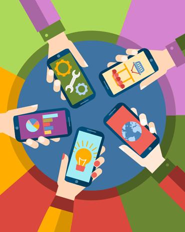 Изработка на мобилно приложение